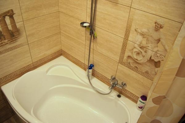 Ремонт ванной комнаты - самостоятельность или ремонт